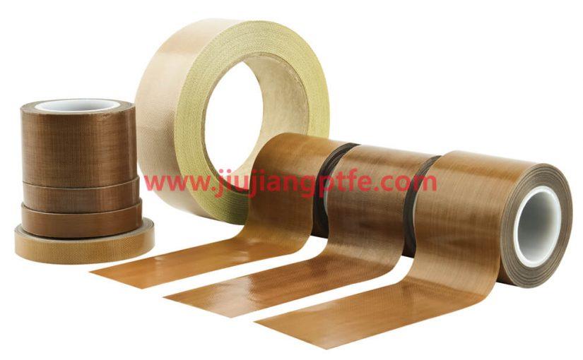 Brown Adhesive Heat Resistant Teflon Tape Malaysia